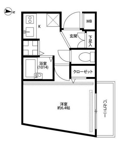 日本公寓指南 樓層平面圖、照片、和漢字關鍵詞