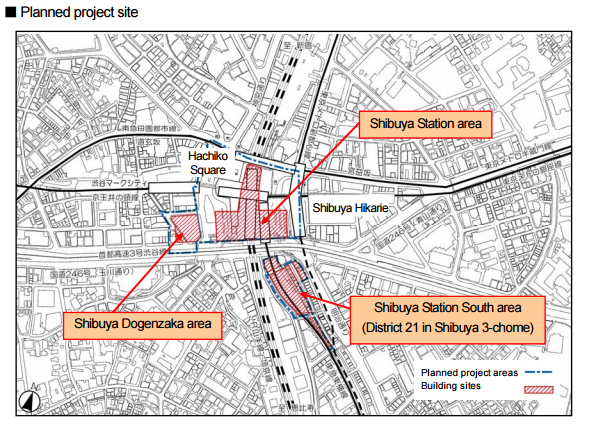 Shibuya-Planned-Project-Site